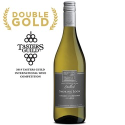 2018 Smoking Loon 'Steelbird' Unoaked Chardonnay