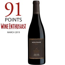 2016 Aquinas North Coast Pinot Noir