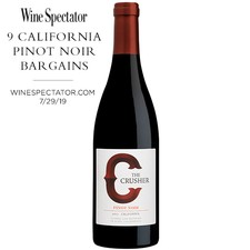 2017 The Crusher Pinot Noir